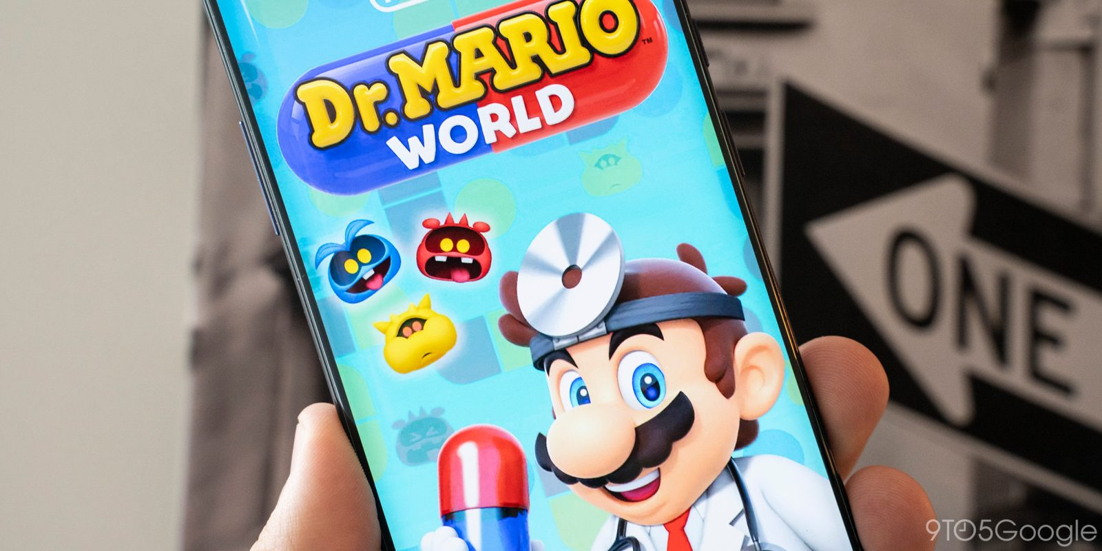 Dr  Mario World' arrives on Android as Nintendo's latest - 9to5Google