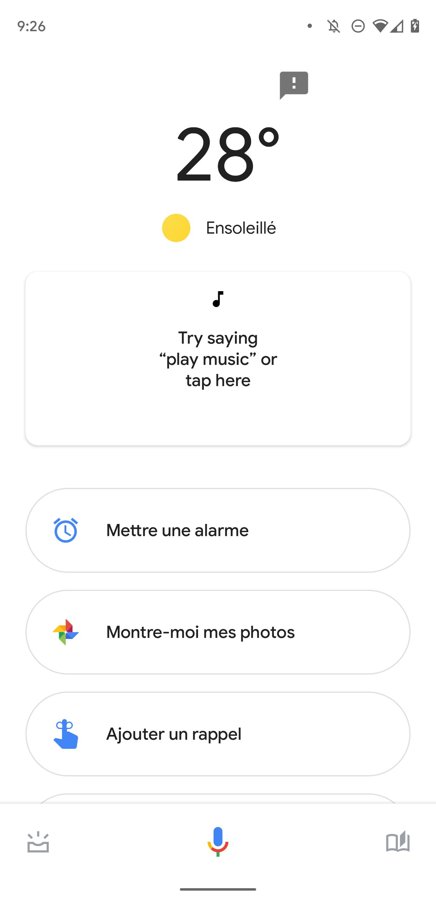 Google app 10 33 hints at 'Read it' article TTS