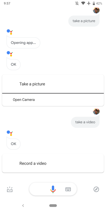 Latest Google Camera breaks taking pictures with Assistant