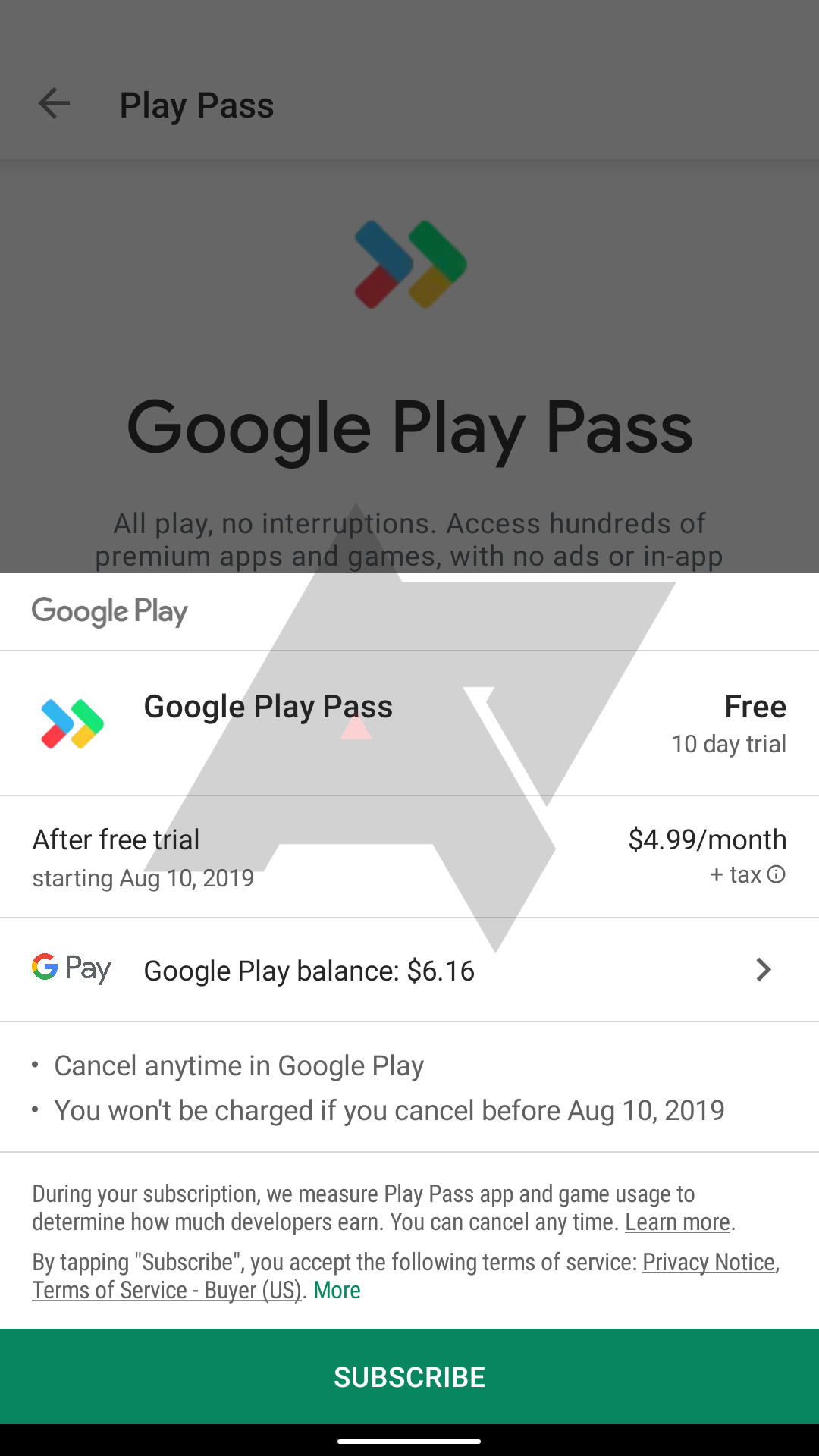 Google Play Pass detailed, gives access to hundreds of apps - 9to5Google