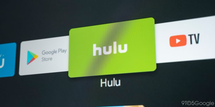 hulu tv to watch NFL games with Android TV