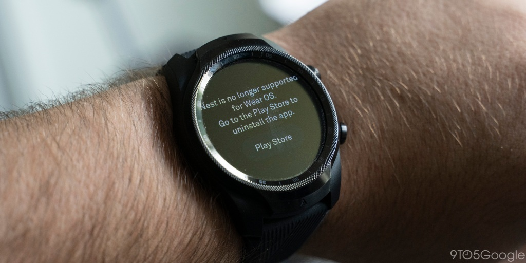 photo of Google Nest kills smartwatch apps for Wear OS and Apple Watch image