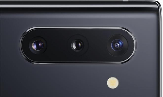 note 10 rear cameras