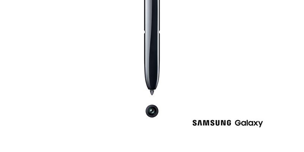 Samsung Galaxy Note 10 launch confirmed for August 7th, S-Pen and camera teased