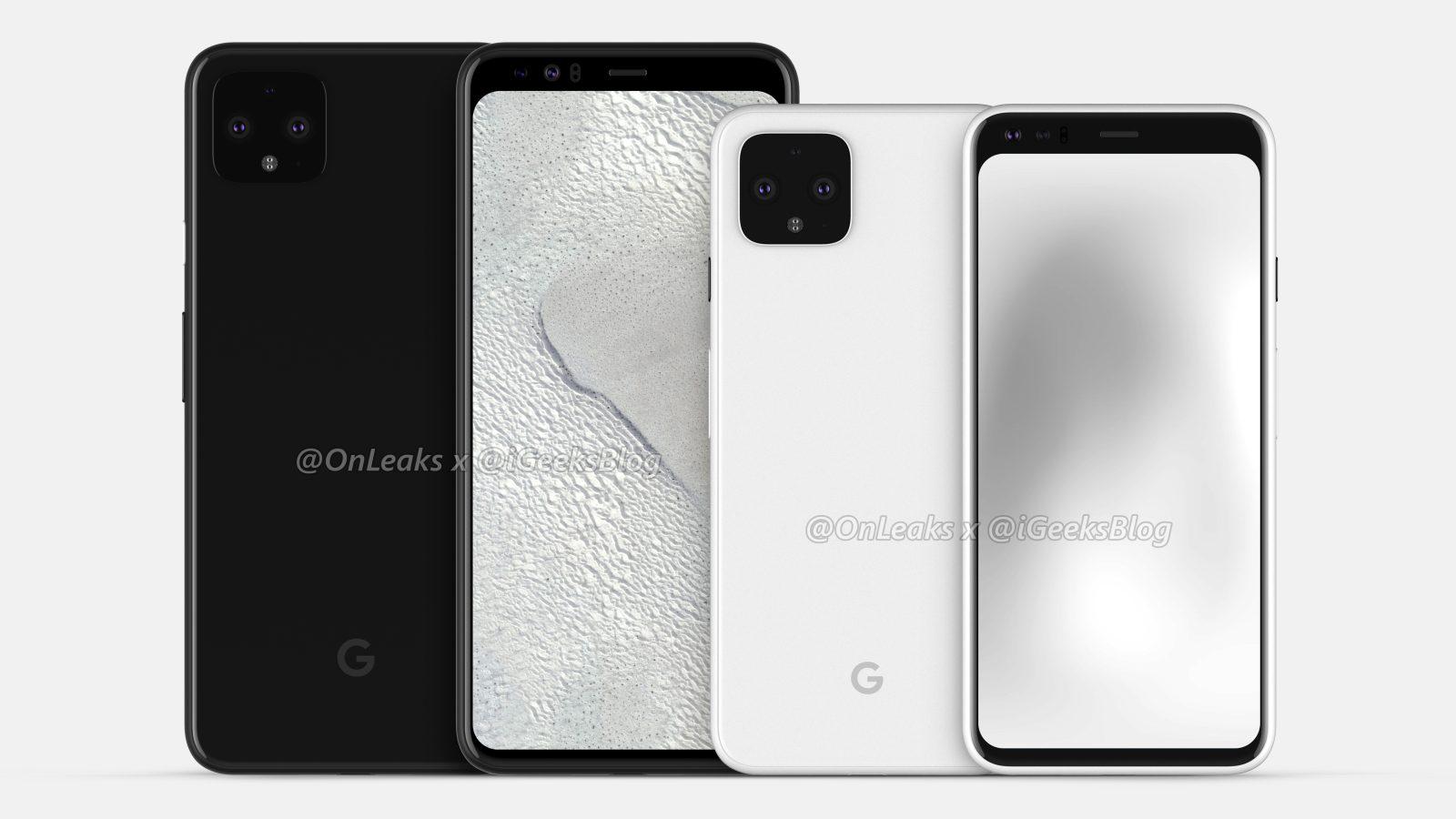 Google Pixel 4 9to5google