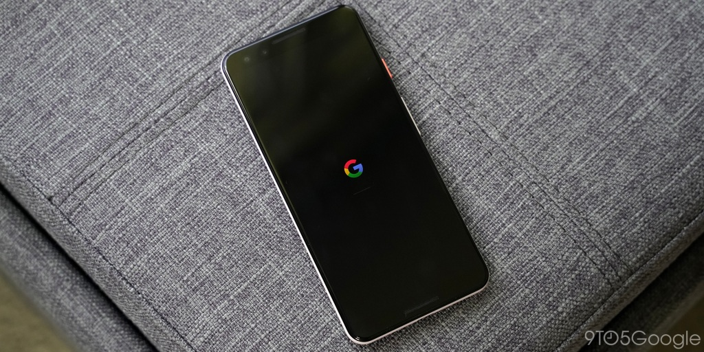 Android Q Beta 5: Pixel 3 boot animation gets a dark theme