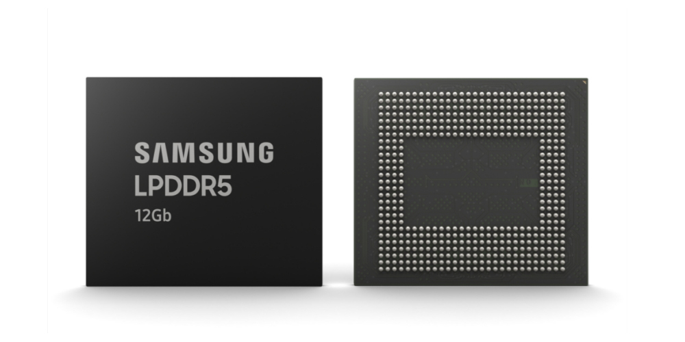 Samsung now producing 12 GB LPDDR5 RAM for smartphones, but it won't be in Note 10