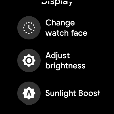 How to turn off auto-brightness on Wear OS - 9to5Google