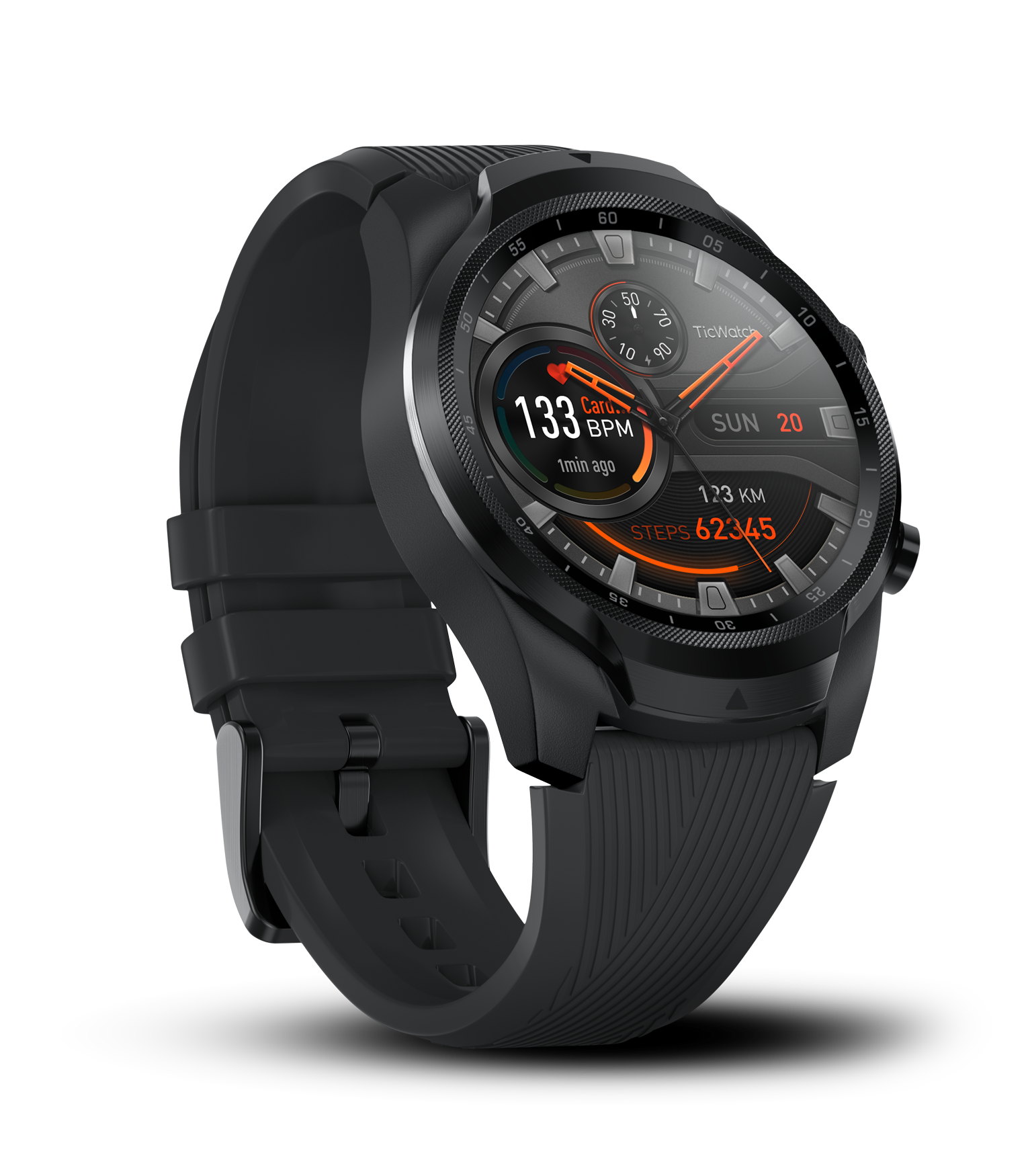 Best Heart Rate Monitor Watch 2020.Best Android Smartwatches Wear Os Samsung More 9to5google