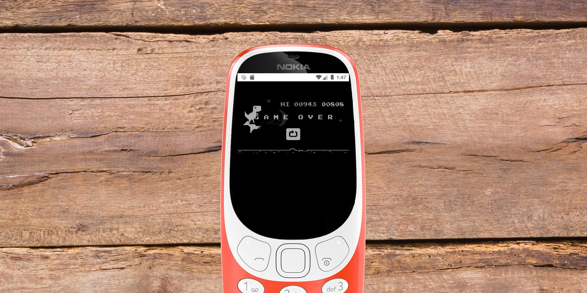 Exclusive: Hands-on w/ 'touchless' Chrome for Android feature phones (Bonus: Dino Runner!) [Gallery]