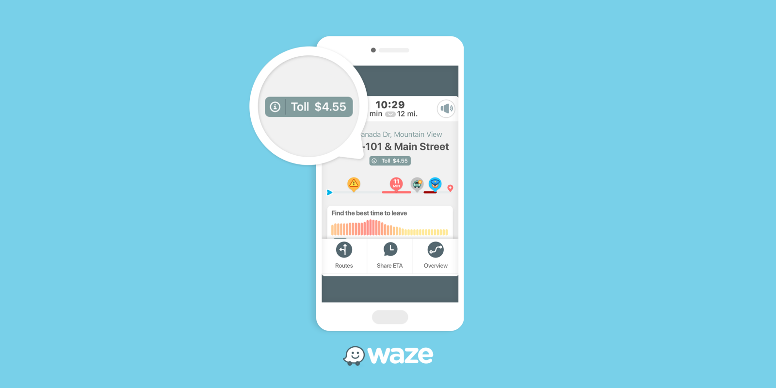 Waze now shows toll prices along your route - 9to5Google