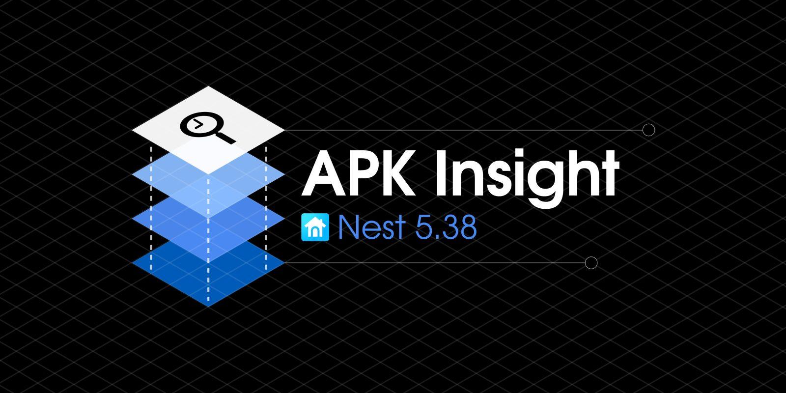 Nest 5.38 preps glass break detection for Nest Guard [APK Insight]