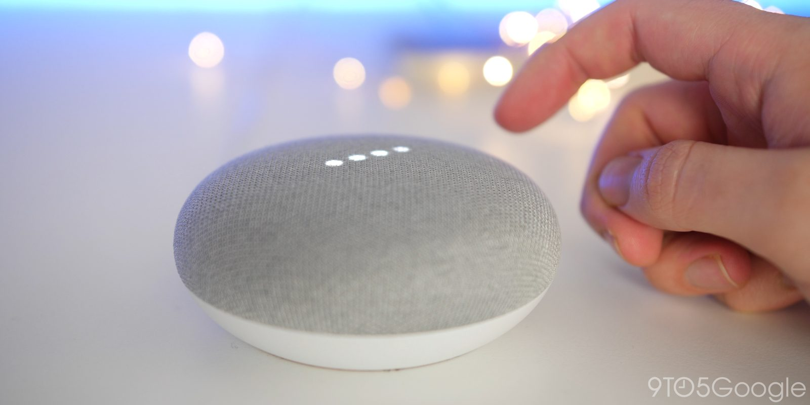 Google offering free Home Mini to Google One subscribers in the UK