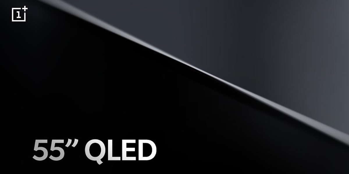 OnePlus TV teased in 55-inch QLED option, panel likely made by Samsung
