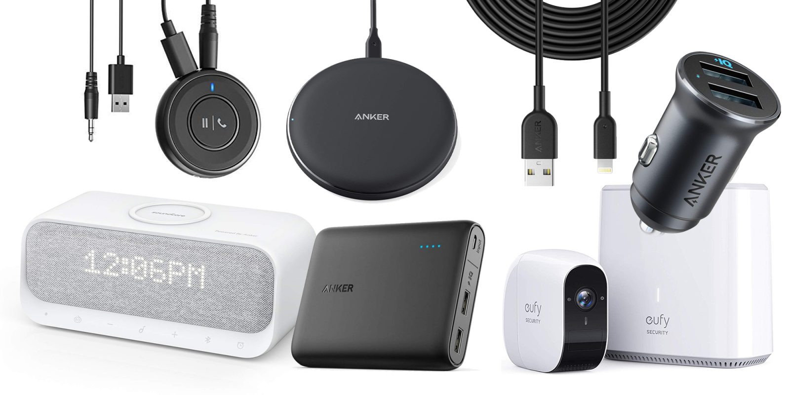 Anker Summer Sale has Android accessories from $10, Sony Xperia XZ2 Compact $250, more