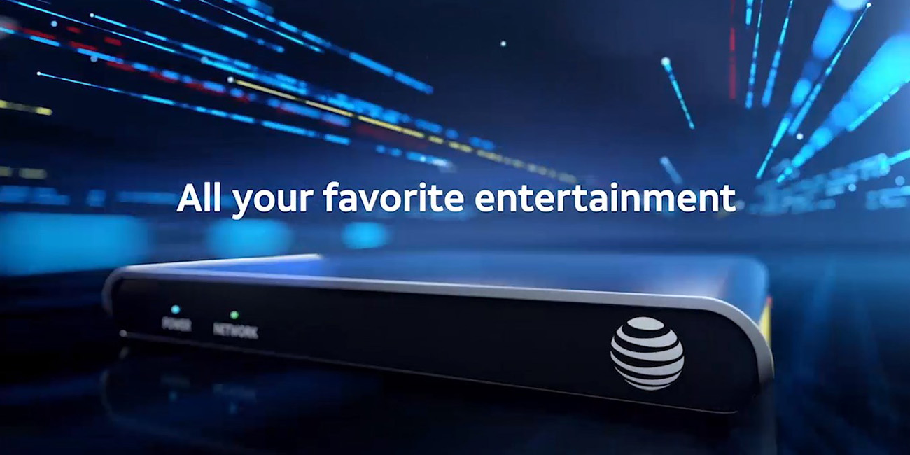 AT&T TV set-top box available in some markets w/ Android TV and Google Assistant
