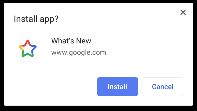 What's New' web app details Chrome OS updates [Gallery] - 9to5Google