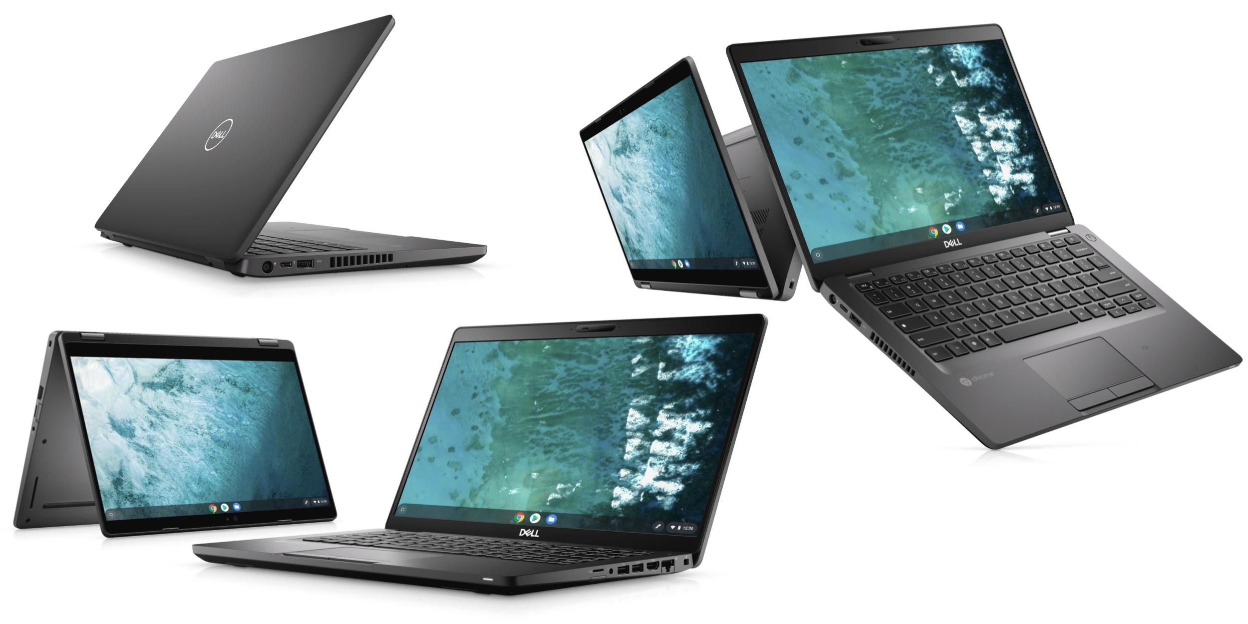 Google partners with Dell on first Latitude Chromebooks