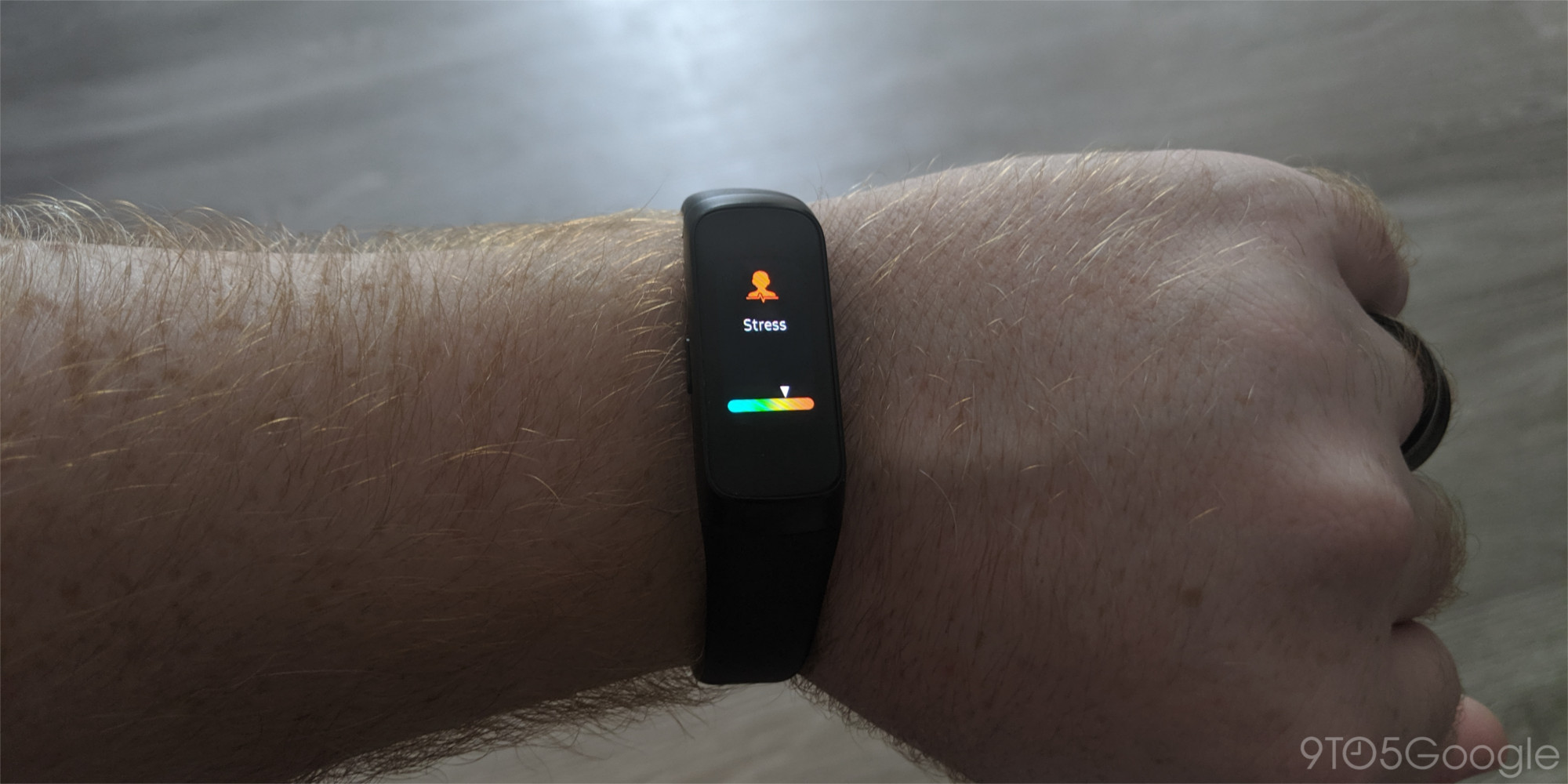 Galaxy Fit Review: Samsung's fitness band misses the mark