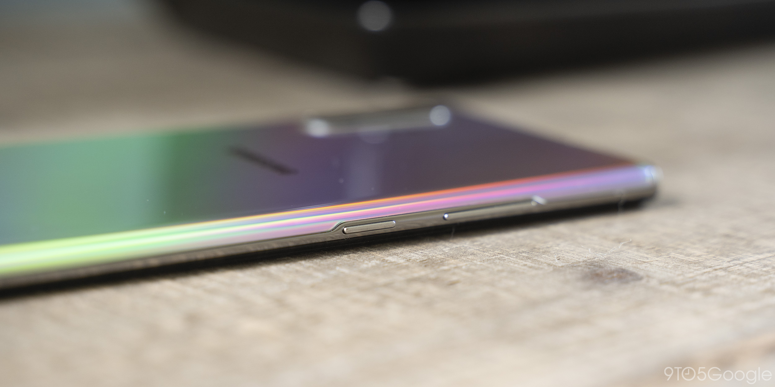 note 10 buttons