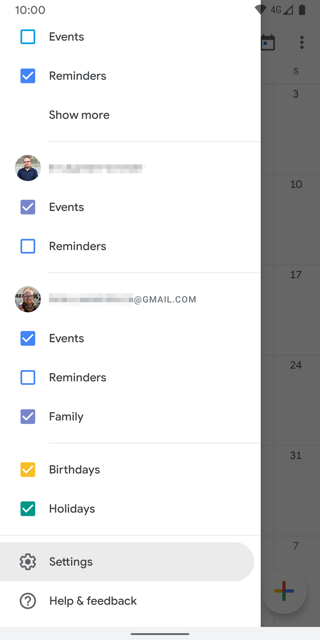 How to stop receiving spam events in your Google Calendar