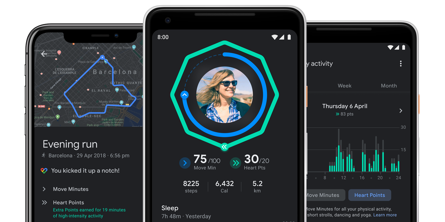 Techmeme: Google Fit to start rolling out detailed sleep logging and