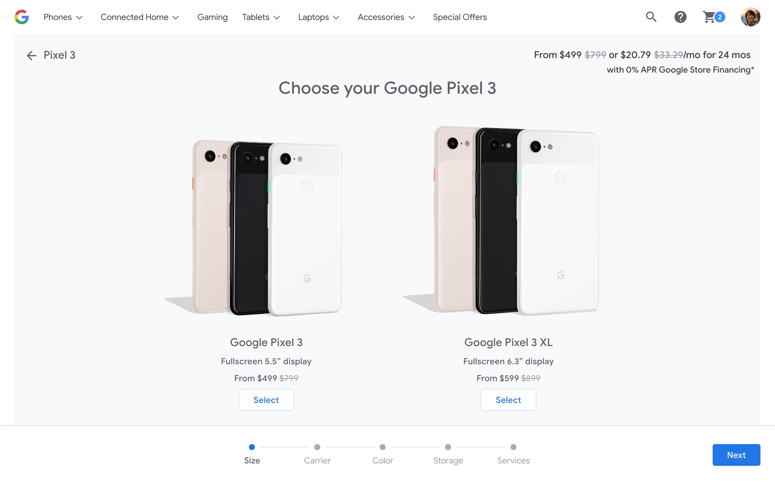 the best attitude f255e 186f7 Google Store discounts Pixel 3 $300 ahead of Pixel 4 unveil - 9to5Google