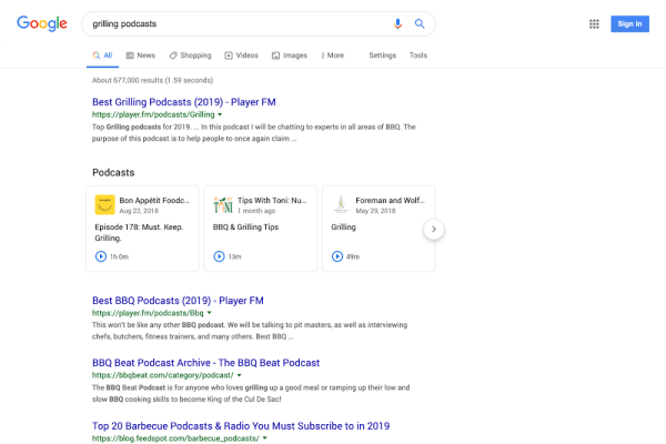 Google․com adds podcast search, coming to Assistant - 9to5Google