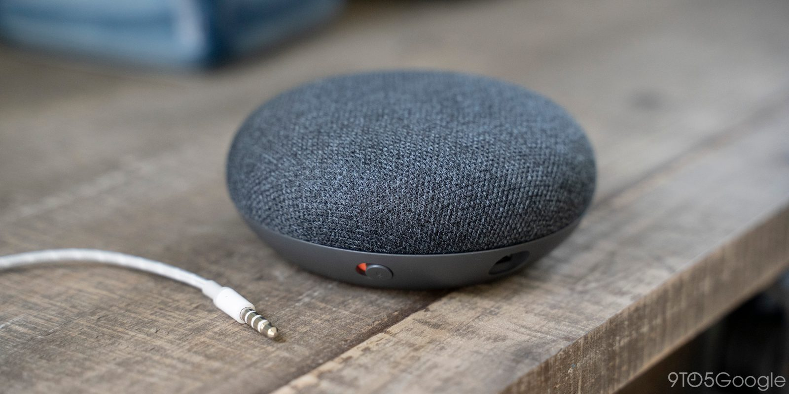 Exclusive: Google plans second-gen 'Nest Mini' w/ built-in wall mount, better sound, aux jack