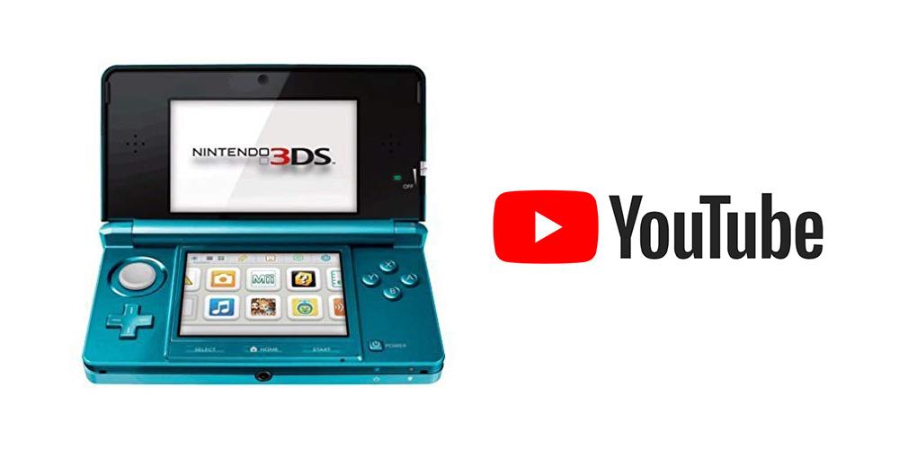 Youtube Kills Nintendo 3ds App On September 3rd 9to5google