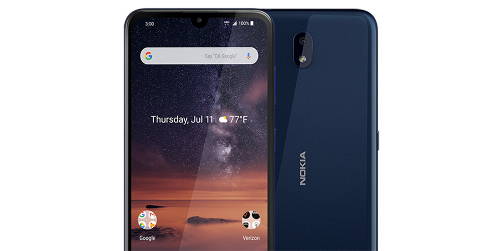 Nokia 3V debuts on Verizon this week for $168 - 9to5Google