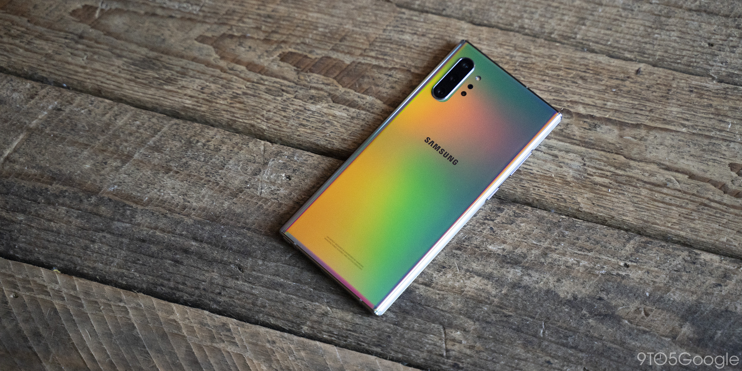 [Update: Galaxy S10] Samsung Galaxy Note 10 and Note 9 now receiving December 2019 security patch