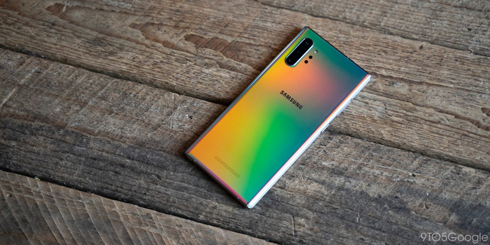 Galaxy Note 10 and Note 9 now receiving December patch