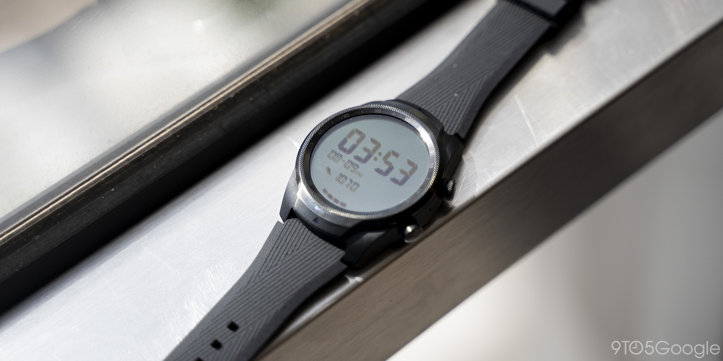 TicWatch Pro 4G: Worth it for more than the LTE - 9to5Google