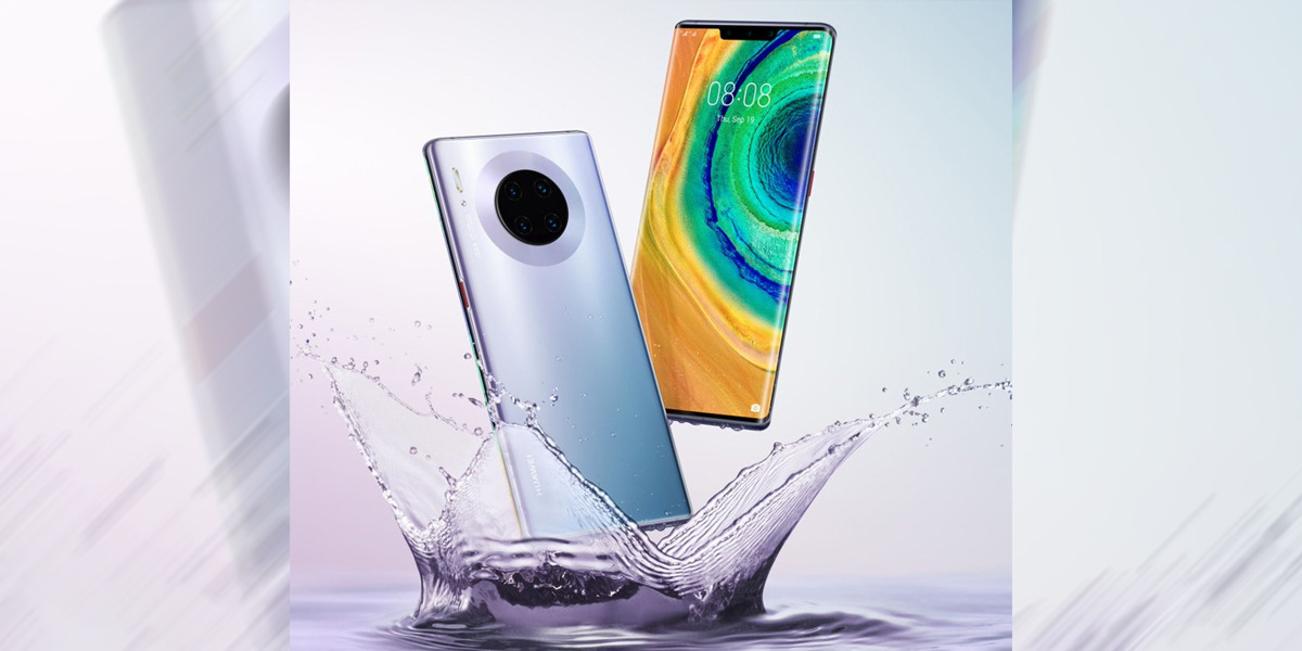 [Update: Colors] Huawei Mate 30 renders leak showing Pro, Lite, Porsche models ahead of launch