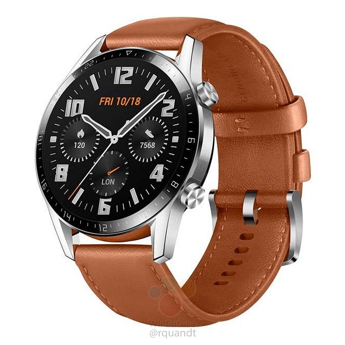 classic design watch gt 2 leak