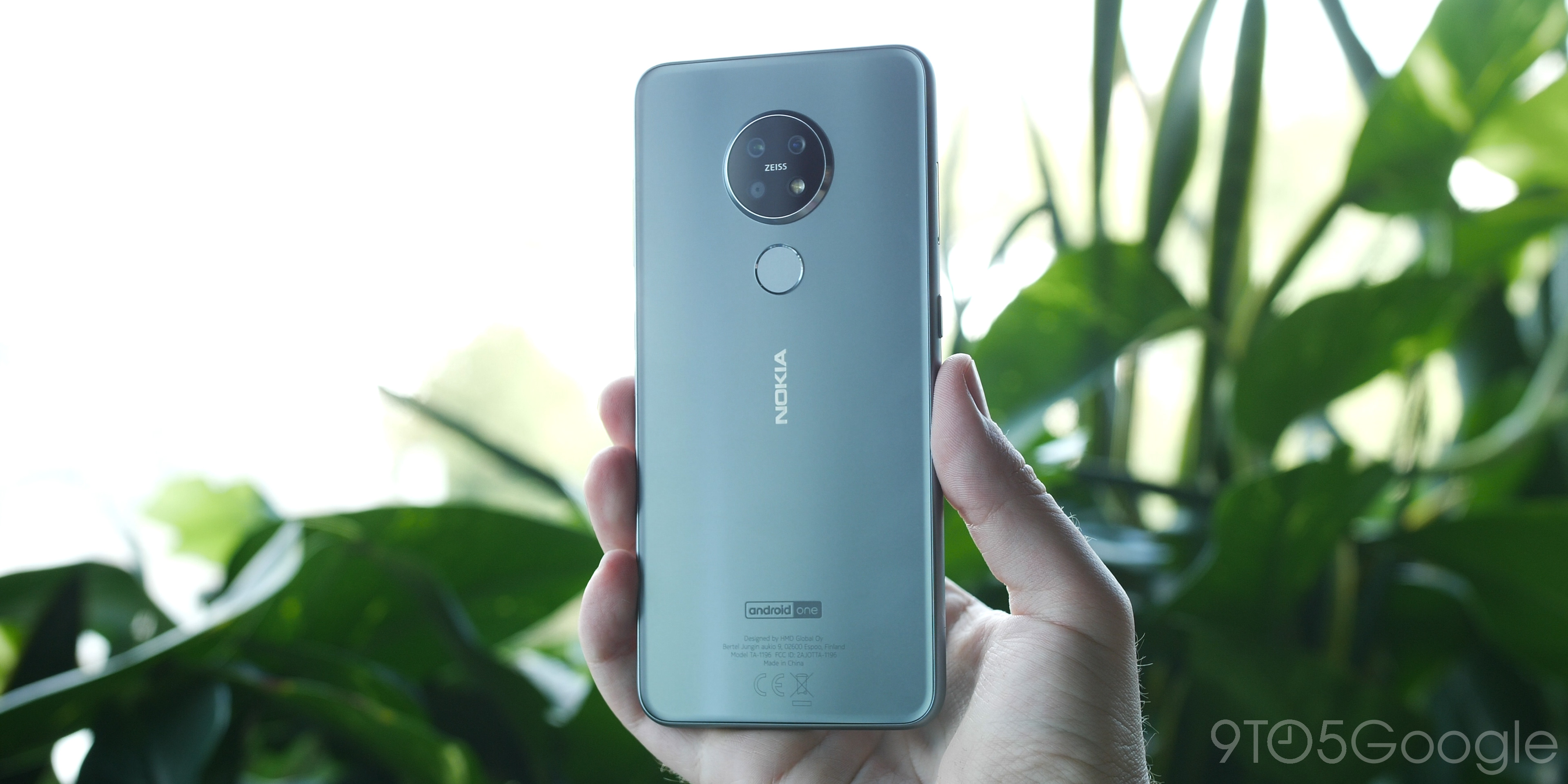 Nokia 6.2 hardware and design