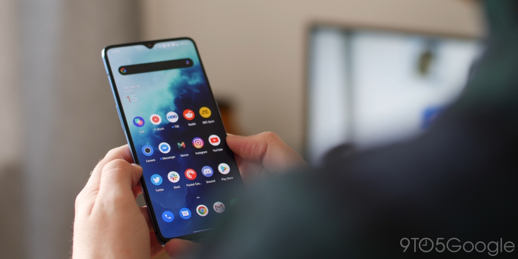 These are the new default Google apps for Android 10 and Android Go