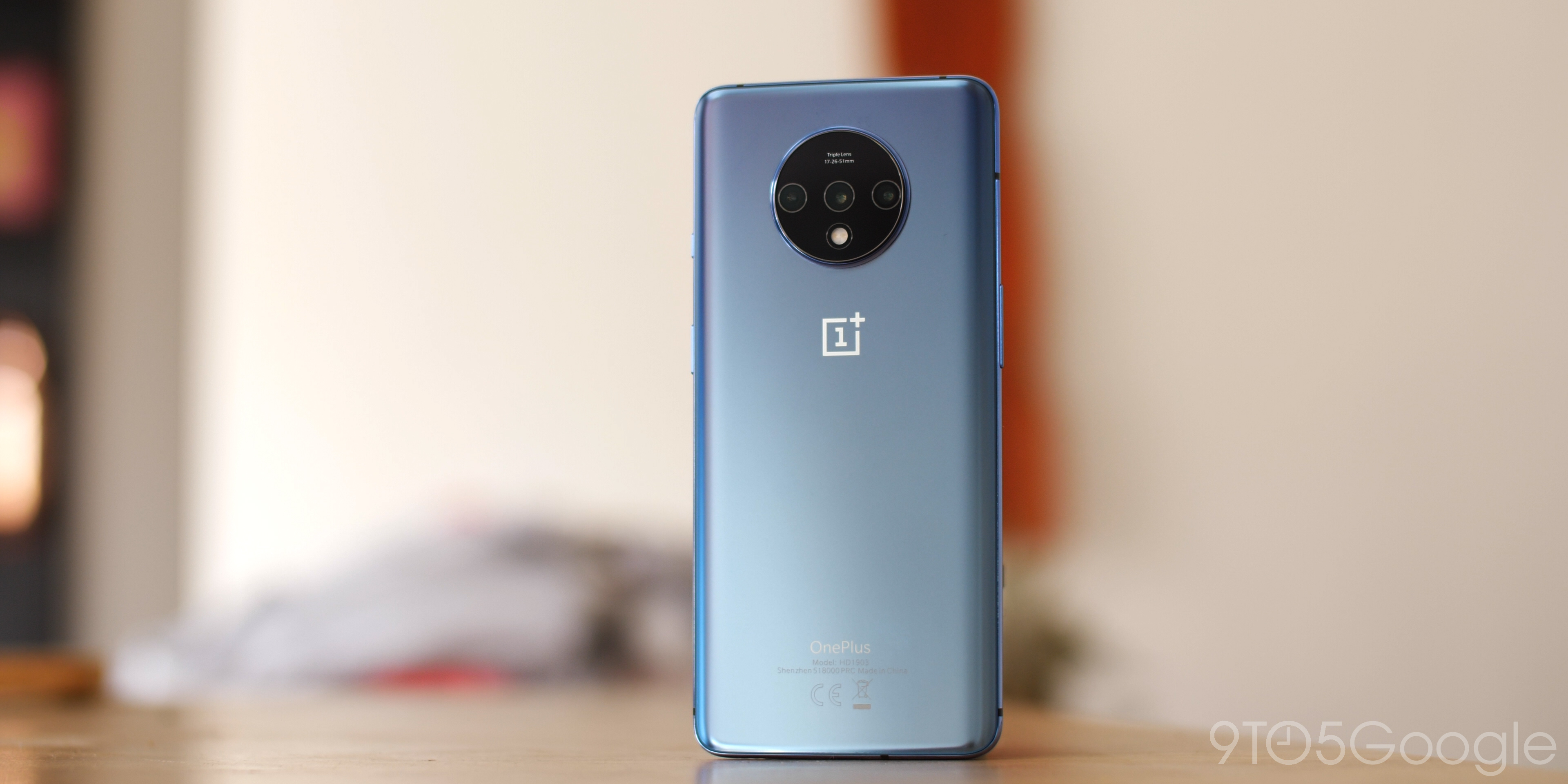 OnePlus 7T review - design