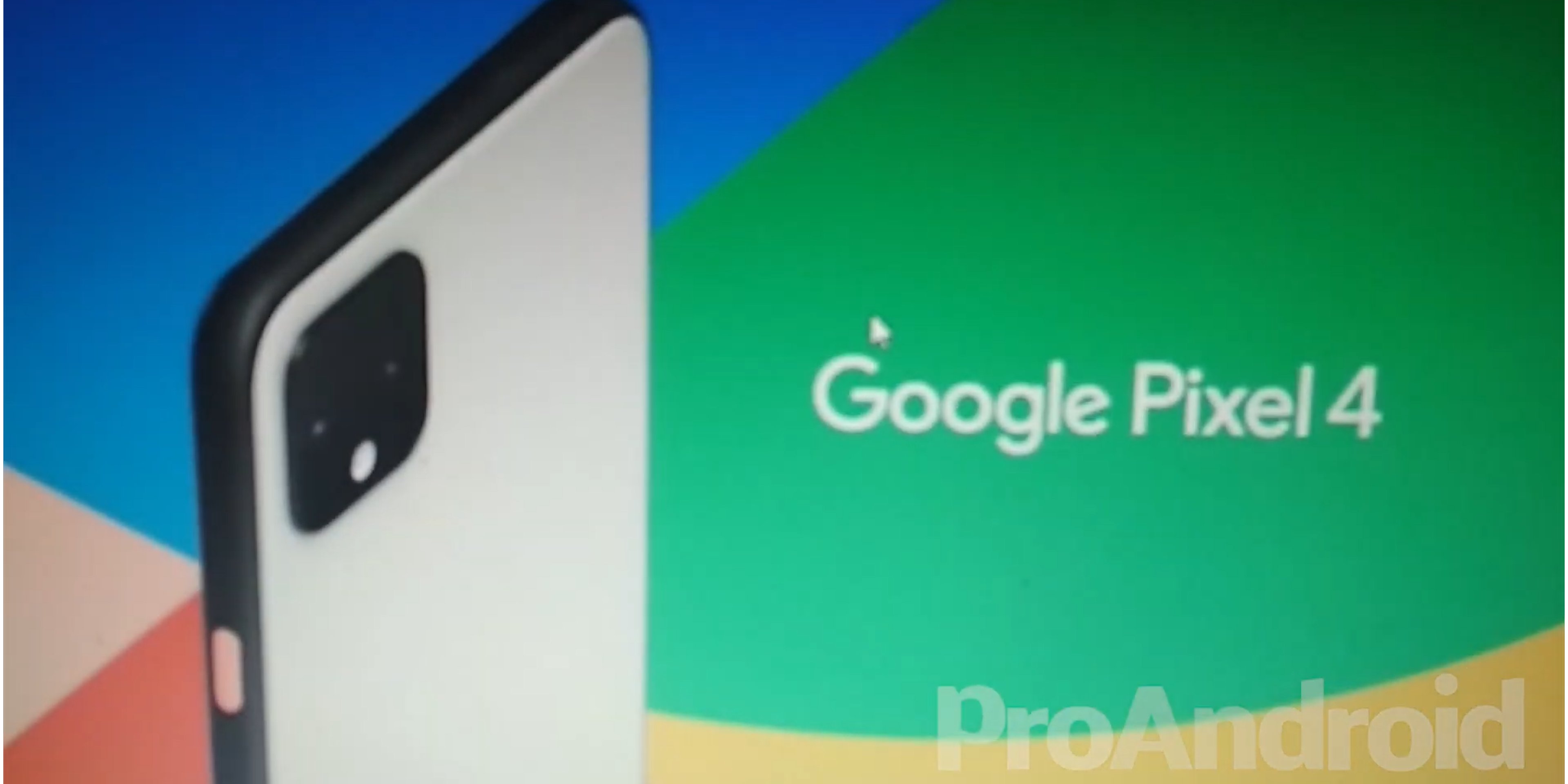 Official-looking Pixel 4 promo video confirms gestures, Astrophotography mode, more