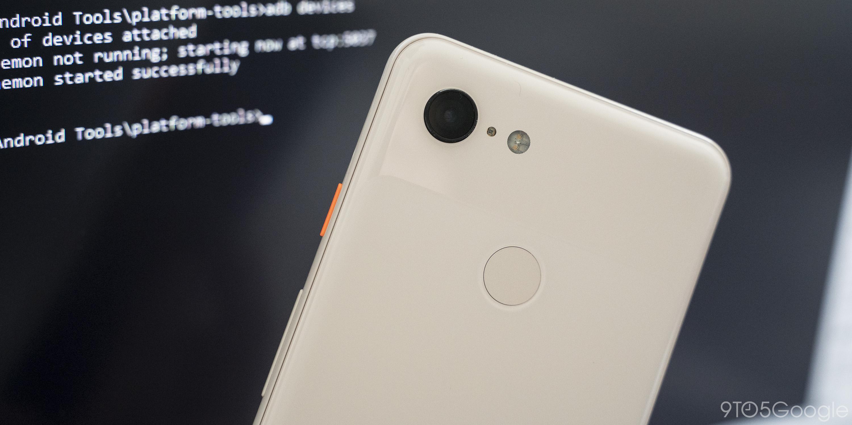 android adb pixel 3