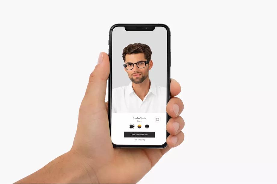 focals by north showroom app