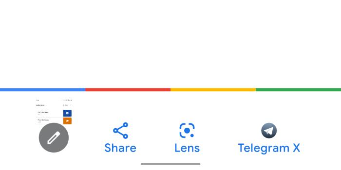 Google app 10.61 preps Lens 'Smart Screenshots,' returns Assistant Preferred input