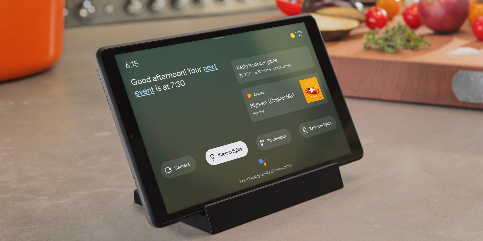 Google unveils Assistant Ambient Mode for Android - 9to5Google