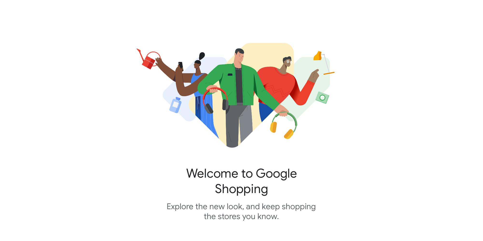 Google Shopping rolling out to Android with update to Express app