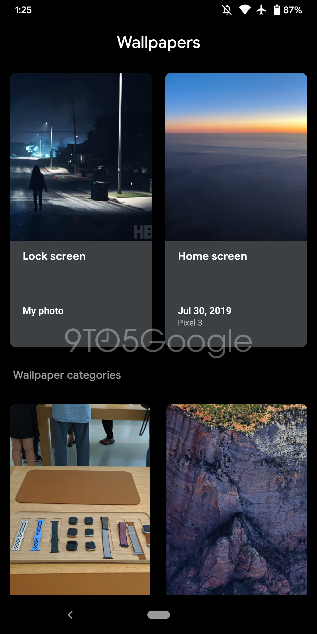 Download Google Wallpapers From The Pixel 4 9to5google
