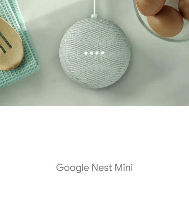 google nest mini - photo #16