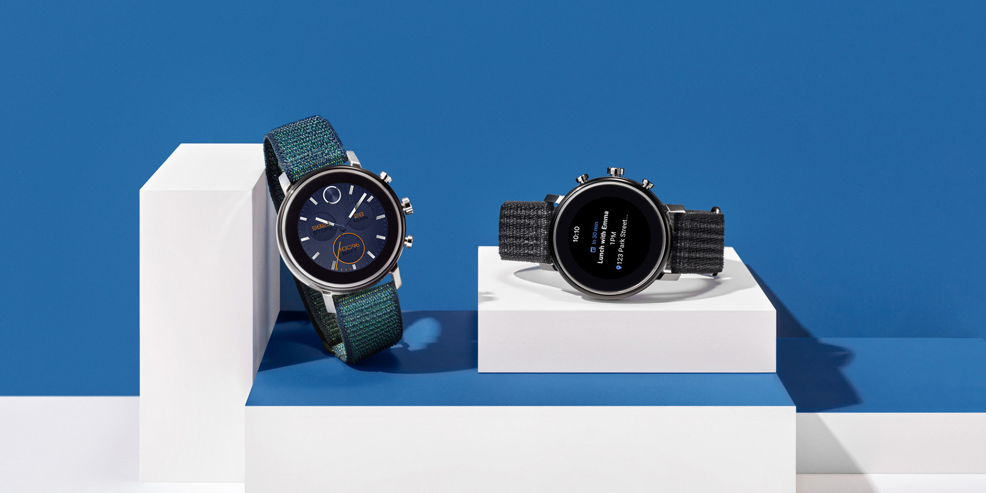 Movado Connect 2.0 wear os smartwatch