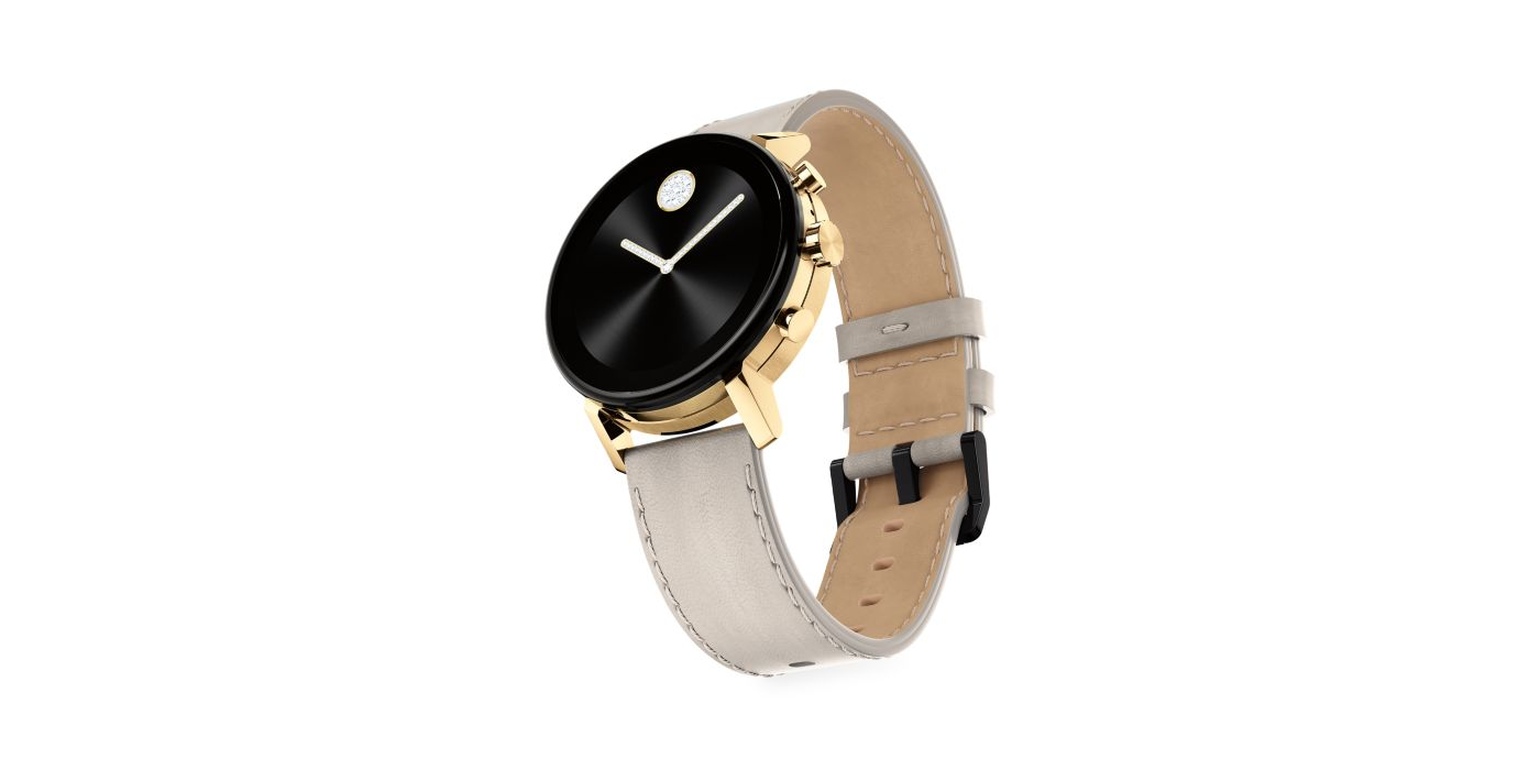 Movado Connect 2.0 leaks on retail site w/ Wear OS, heart rate sensor, new design