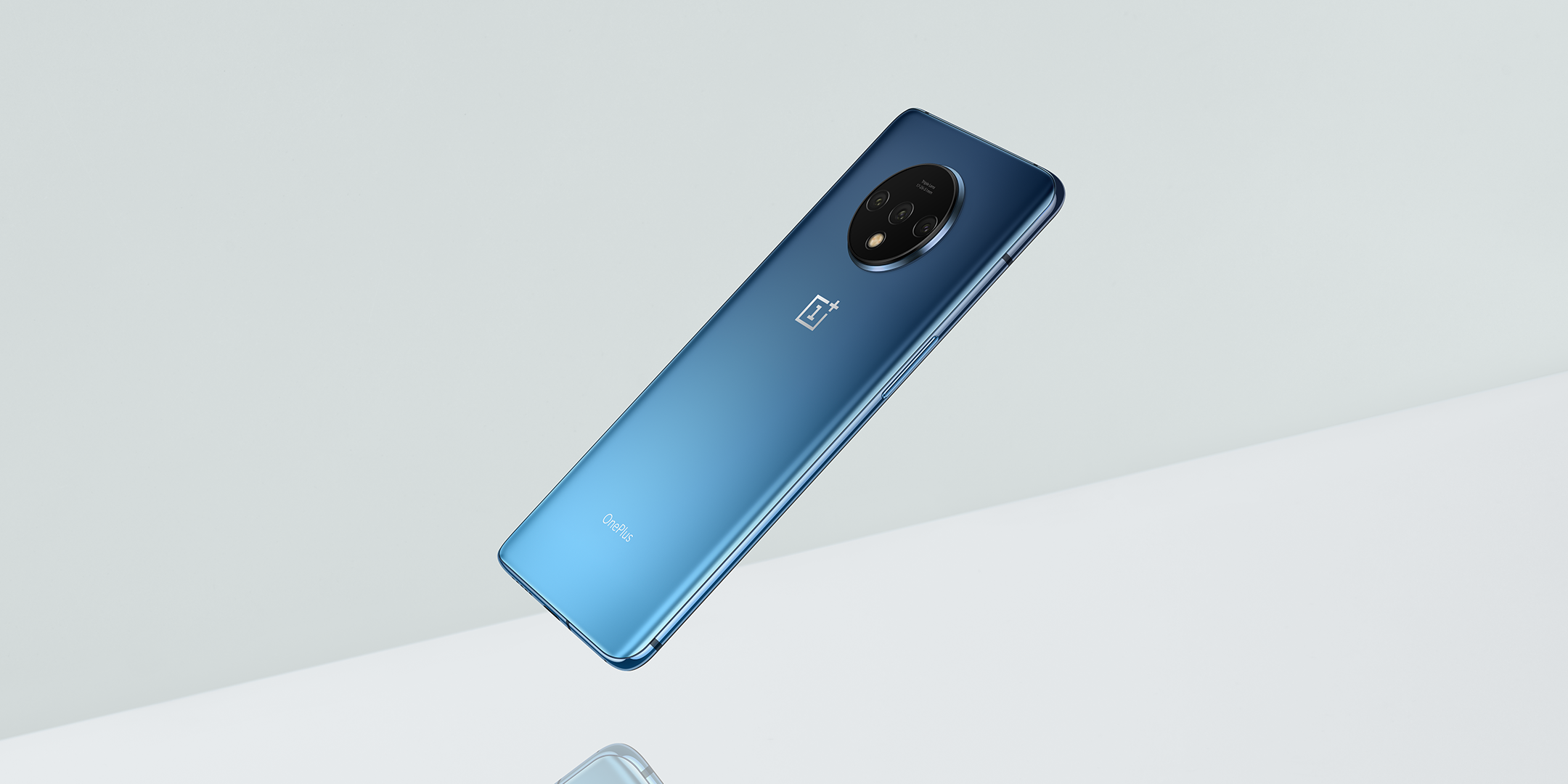 Here's the OnePlus 7T in official images and some new camera specs